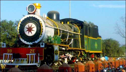 Railways in Mandsaur
