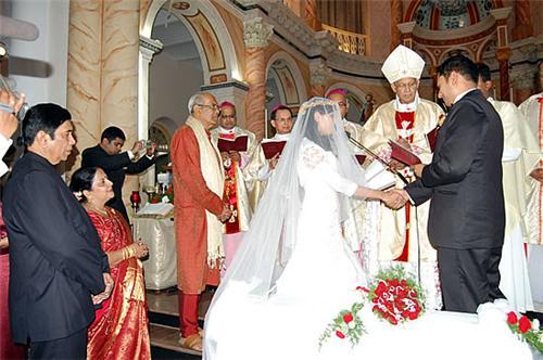 Mangalore Catholica Wedding
