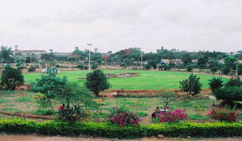 Kadri Hill Park in Mangalore