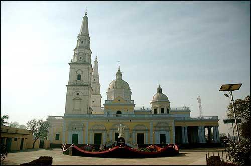 Sardhana Meerut Church