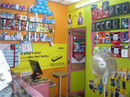 Mobile shops in Meerut