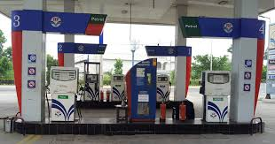 fuel filling station