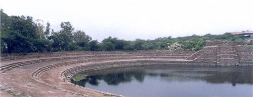 Suraj Kund Area in Meerut