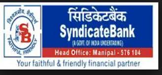 Syndicate Bank and its branches in Meerut