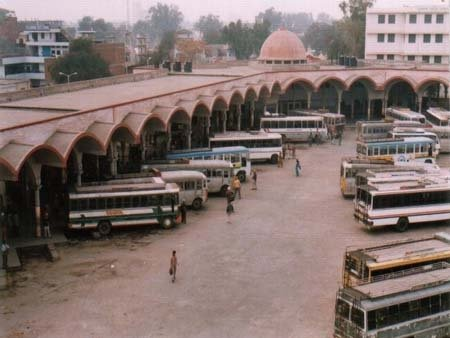 Moga Bus Stand