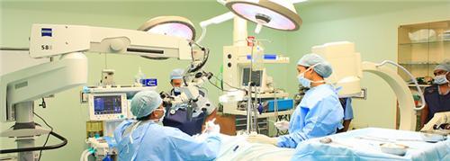 Healthcare in Moga