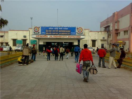 Jalandhar from Moga