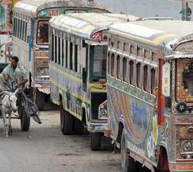Transport in Moga