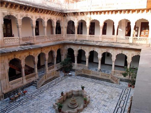 palace in Morbi