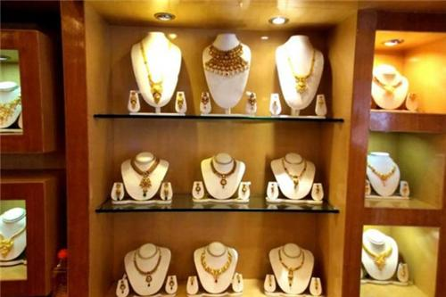 Jewelry Show room in Morbi