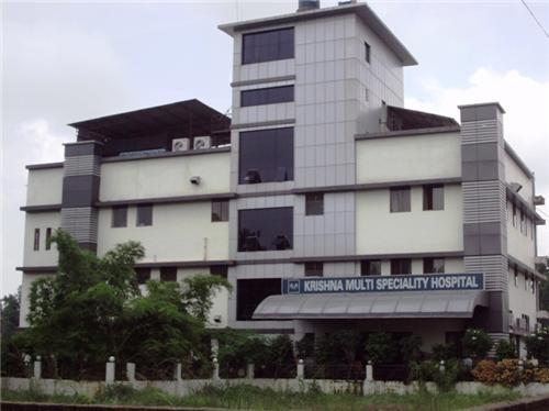 Krishna Multispecialty Hospital in Morbi