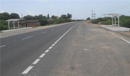 Morbi Bypass-Navalakhi Road