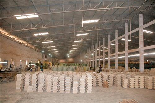 Factory Producing Packaging Materials in Morbi