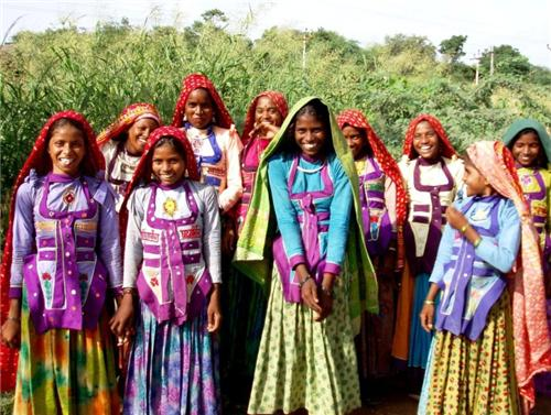 Tribal Life of Mount Abu