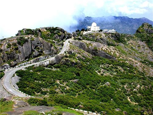 Tourist Spots in Mount Abu