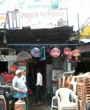 Shopping in Mughalsarai