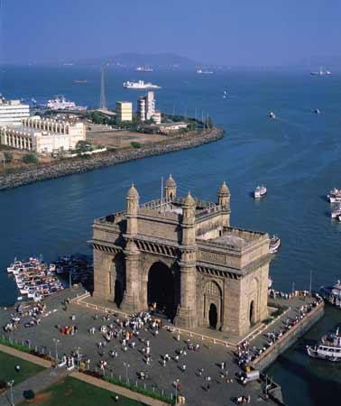 Gateay of India, Mumbai