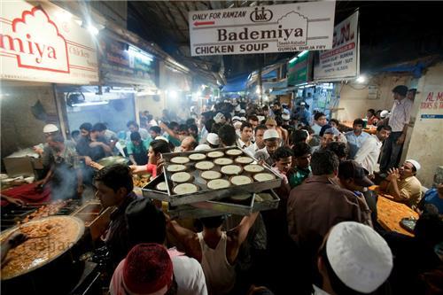 Bademiya in Mumbai
