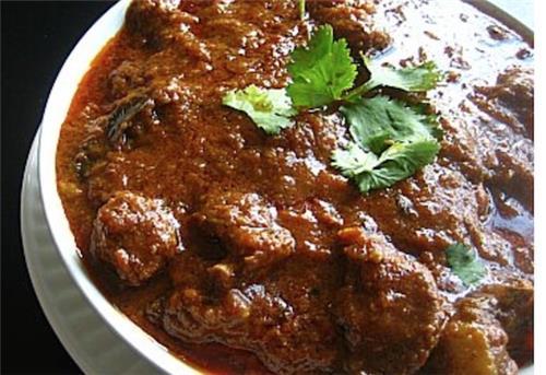 Food at Tarkarli