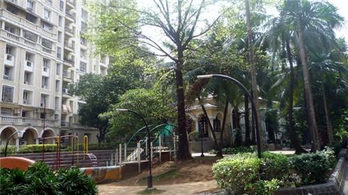 Vrindavan Society in Mumbai