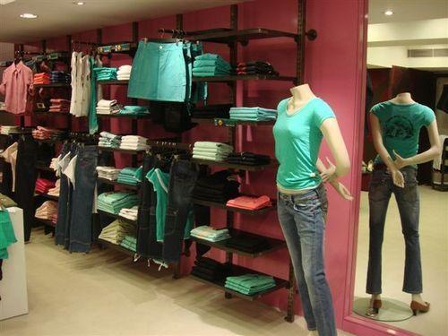 Apparel Stores in Munger