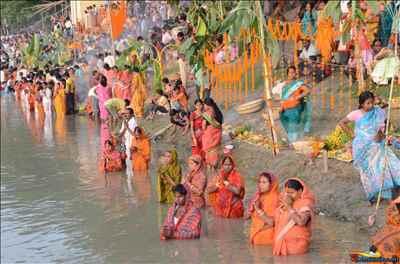 Festivals in Munger