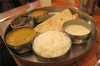 Food in Munger