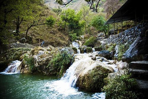 Jharipani Falls Mussoorie Picnic Spot