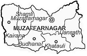 Geography of Muzaffarnagar