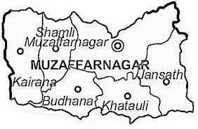 Geography of Muzaffarnagar