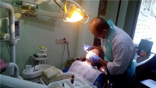 Dental clinics in Muzaffarpur