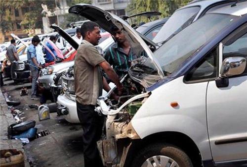 Car Service Centers in  Muzaffarpur
