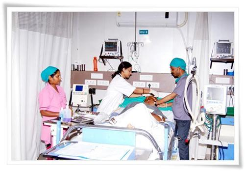 Medical care in Muzaffarpur