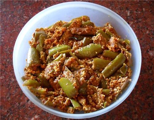Delicacy of Mysore-Badanekaayi Palya