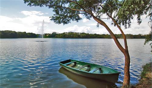 Karanji Lake in Mysore