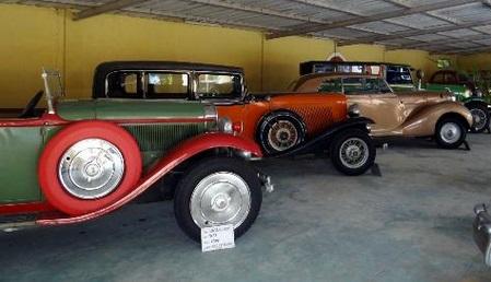 Nadiad Auto Vintage Car Museum