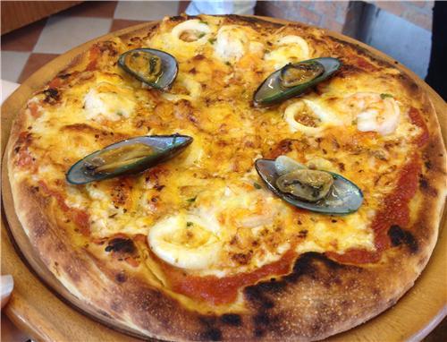 Pizza in Nadiad