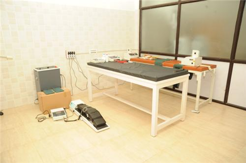 Physiotherapy Department, Amee Multispecialty Hospital