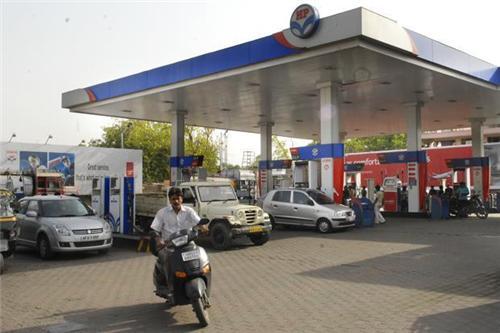 Petrol pumps in Nagaur