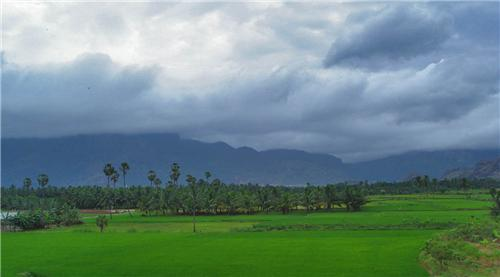 Geography of Nagercoil