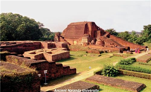 Tourist destinations in Nalanda