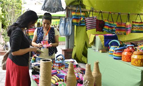 Shopping in Nalanda