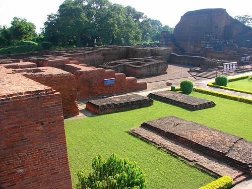 Localities in Nalanda