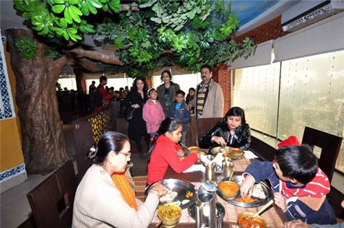 Restaurants in Nalanda
