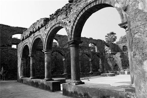 Vasai Fort Near Nalasopara