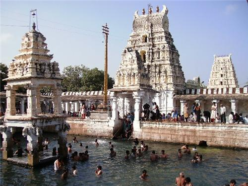 Religious places in Nandyal