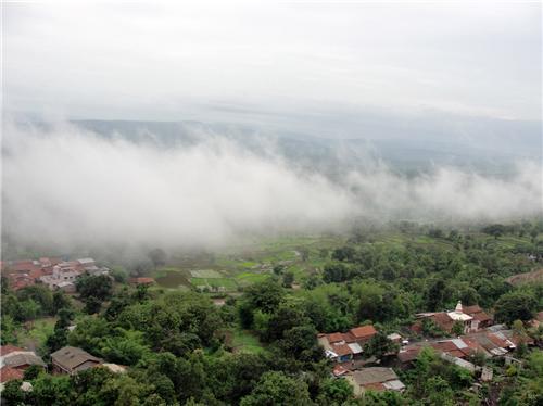 Brahmagiri Hills in Nashik