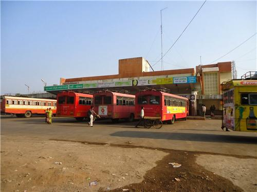 Bus Services in Nashik