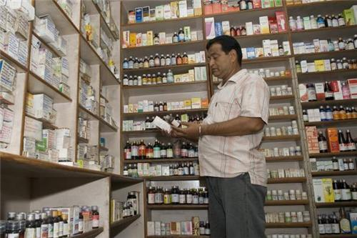 Pharmaceutical Shops in Neemuch