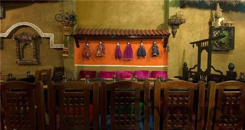 Top famous restaurants in Noida